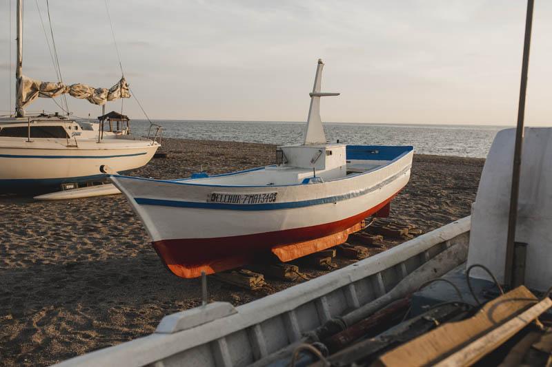 Trini + Michael (Arrecife de las Sirenas, Almería)