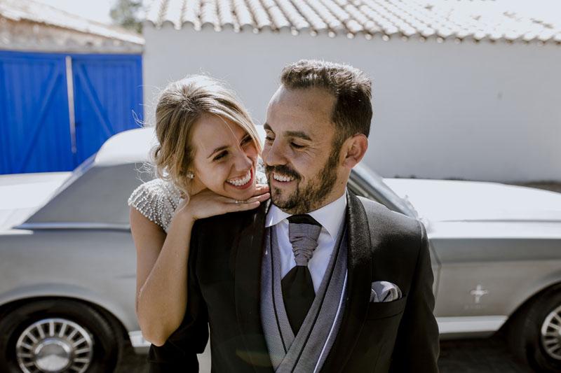 Boda de Cristina y José Luis