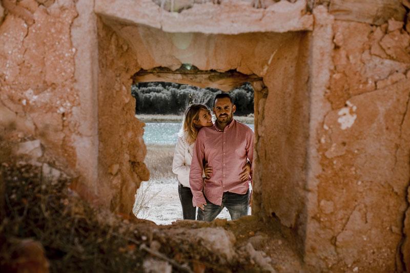 Preboda de Cristina y José Luis