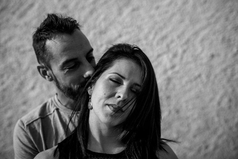Sesion de pareja Almudena y Juan